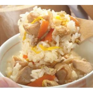 青森地鶏シャモロックの炊き込みご飯の素|uminekotayori
