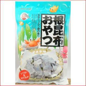 北海道産の根昆布おやつ105g 500円均一送料込み珍味|uminekotayori
