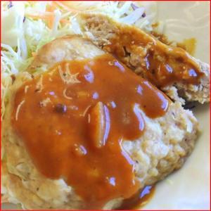 青森地鶏青森シャモロックの手づくりハンバーグ(地鶏バーグ)2個セット|uminekotayori