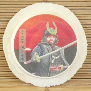食べる戦国武将・プリント南部せんべい (徳川家康)|uminekotayori