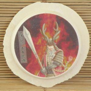 食べる戦国武将・プリント南部せんべい (本多忠勝)|uminekotayori
