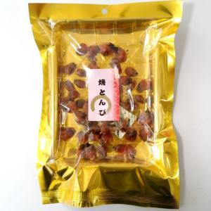 酒の肴 おつまみ ポイント消化 焼とんび(いかの口)60g|uminekotayori