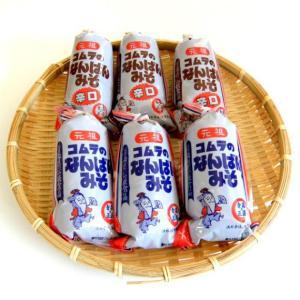 コムラの南蛮みそ(大)230g C.甘口3個&辛口3個セット なんばんみそ漬け|uminekotayori