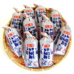 コムラの南蛮みそ(大)230g D.甘口10個セット なんばんみそ漬け|uminekotayori