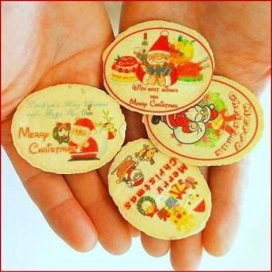 サンタさんのクリスマスプレゼントせんべい12枚セット(ピロ個装無し)|uminekotayori