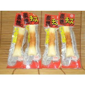 炭火焼風チーズちくわ4個セット|uminekotayori