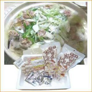 八戸せんべい汁/シャモロックせんべい汁鍋セットA3〜4人前|uminekotayori