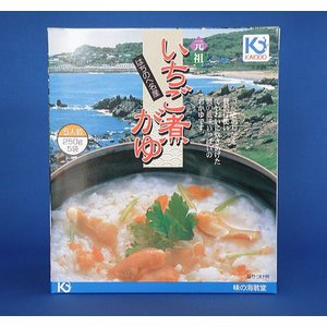 ギフト うにとあわびのいちご煮がゆ(おかゆ・粥)5個箱入りギフトセット|uminekotayori