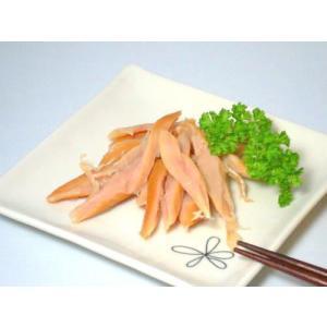 青森地鶏シャモロック燻製30g|uminekotayori
