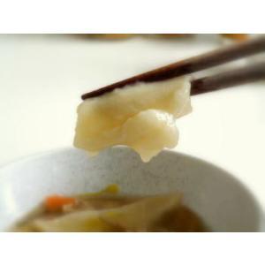 長者様の八戸せんべい汁うに入り(3人前)|uminekotayori