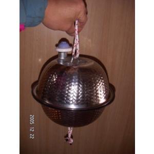 モダシさんの「マグデブルグ半球・大気圧真空実験セット」簡易真空ポンプ〈真空キャップ〉付属|uminekoya