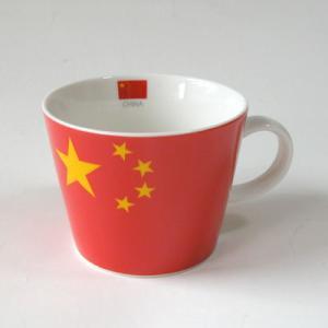 国旗マグカップ・中国|uminekoya