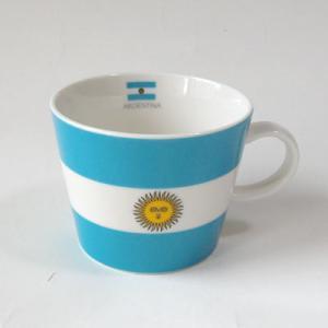 国旗マグカップ・アルゼンチン|uminekoya