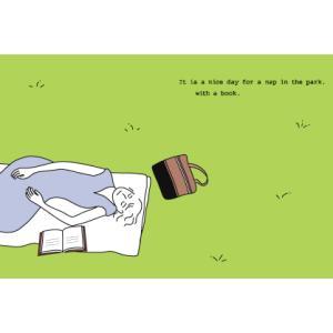 「公園日和」ユカコさんのポストカード|uminekoya