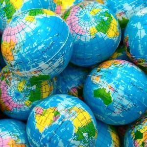 地球儀ウレタンボール|uminekoya
