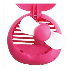 コンパクトファン(ハンディ扇風機)Compact Fan|uminekoya