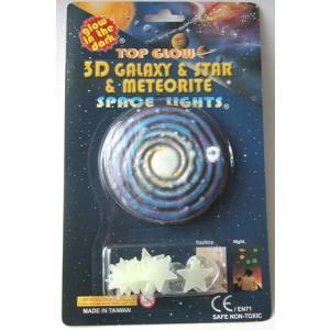 3D大宇宙・スペースライト(銀河)3D GALAXY & STAR & METEORITE|uminekoya