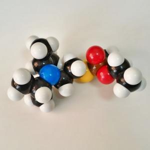 YYS原子ブロック「VX分子(C11H26NO2PS)」|uminekoya