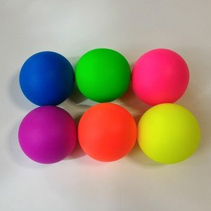 ふわふわボール Stress Ball(6個)|uminekoya