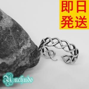 リング 指輪 フリ−サイズ シルバ− プラチナコーティング ...