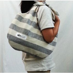 型紙/リボントートバッグ