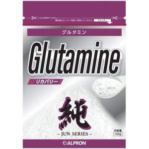 アルプロン プロテイン トップアスリートシリーズ グルタミン サプリメント 100g|under100s