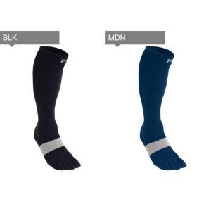 ☆ネコポス アンダーアーマー ヒートギア 野球 UA ベースボール チャージドコットン5フィンガーソックス 靴下 メンズ SBB2232 UNDER|underarmour-heat|02