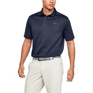 セール価格 アンダーアーマー 公式 ポロシャツ UAテックポロ ゴルフ ポロシャツ MEN メンズ ...