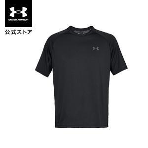 全品送料無料 【公式】 アンダーアーマー UAテック ショートスリーブ Tシャツ(トレーニング/ME...