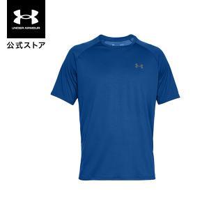 セール価格 アンダーアーマー 公式 全品送料無料 UAテック ショートスリーブ Tシャツ トレーニング MEN1358553|アンダーアーマー公式PayPayモール店