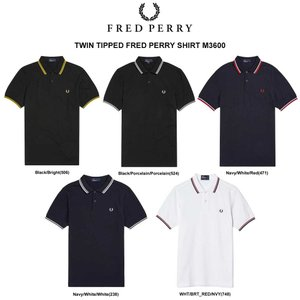 FRED PERRY(フレッドペリー) 1952年、テニスプレイヤーだったフレデリック・ジョン・ペリ...