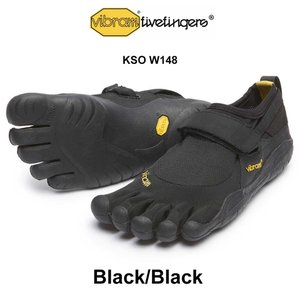 Vibram FiveFingers 裸足に近いこのビブラムの5本指シューズは、5本の指が自由に動き...