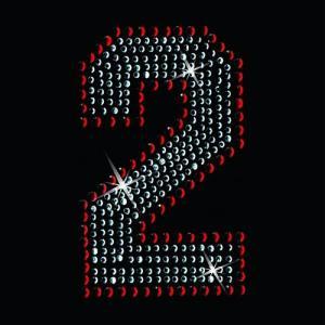 広島カープ ワッペン ラインストーン 2 (RS-0003) カープユニフォーム CARP 広島東洋カープ カープ女子 応援歌 刺繍 メール便 アイロン uneemb-store