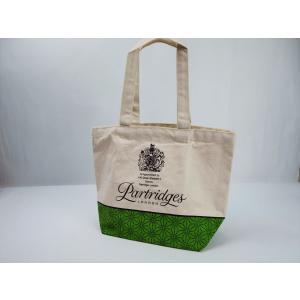 【クリックポスト対応可】ロンドン PARTRIDGES パートリッジズ エコバッグ スモール|uneperle