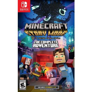 Nintendo Switch Minecraft Stor...