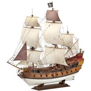 ドイツレベル Revell 05605 Pirate Ship 海賊船 プラモデル 1/72 海外輸入