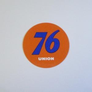 76 ステッカー(76クラッシックボールS)|uni76