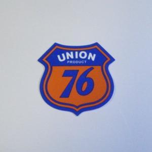 76 ステッカー(76クラシックエンブレム)|uni76