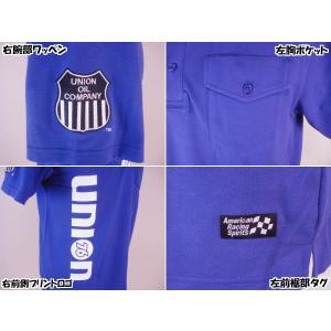 76 カノコ半袖ポロシャツ1608|uni76|05
