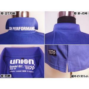 76 カノコ半袖ポロシャツ1608|uni76|06
