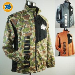 76 防風ストレッチジャケット1624|uni76