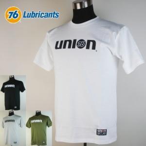 76 コットン プリントTシャツ1713|uni76