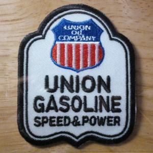 76 ワッペン091-2 (UNION GASOLINE)|uni76