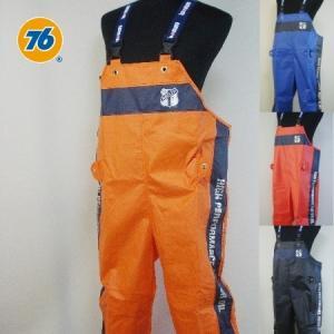 76 PVCマリンサロペット154 (4L〜5Lサイズ)|uni76