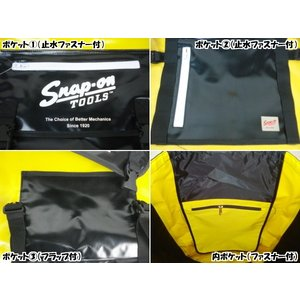 Snap-on 完全防水バックパック1605|uni76|04