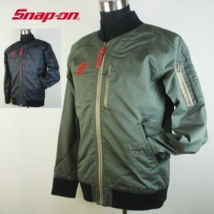 Snap-on フライトジャケット(MA-1)1608|uni76