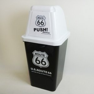 Route66 ダストボックス(ゴミ箱)|uni76