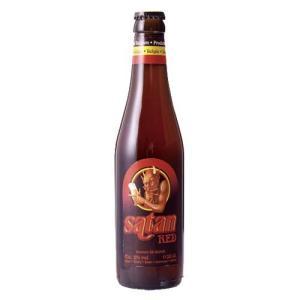 サタン・レッド 330ml 8.0% ビン・瓶 ベルギー ビール|unibiswine