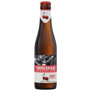 ティママン クリーク 250ml 4.0% ビン・瓶 ベルギー 発泡酒(ランビックビール)|unibiswine