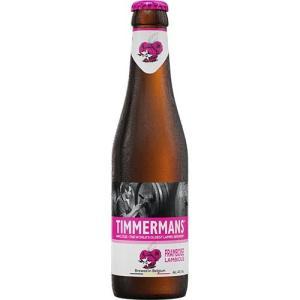 ティママン フランボワーズ 250ml 4.0% ビン・瓶 ベルギー 発泡酒(ランビックビール)|unibiswine